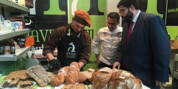 1. La Diputación destaca la presencia de Ávila Auténtica en Madrid Fusión como escaparate de productos de calidad