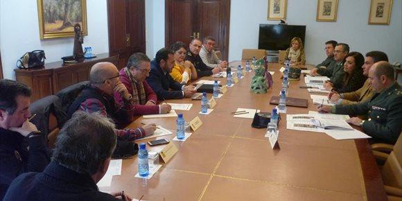 3. Un total de 140 guardias civiles velarán por la seguridad en las etapas de la 'Ruta del Sol' por Jaén