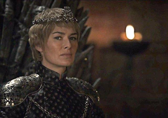 Cersei en Juego de tronos