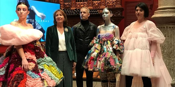 5. Fundación Ibercaja ofrece la visión de cinco creativos de la moda en el ciclo 'Confluencias'