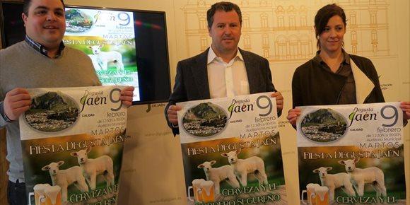 2. Martos acogerá la Fiesta Degusta Jaén de la Cerveza Artesana y el Cordero Segureño