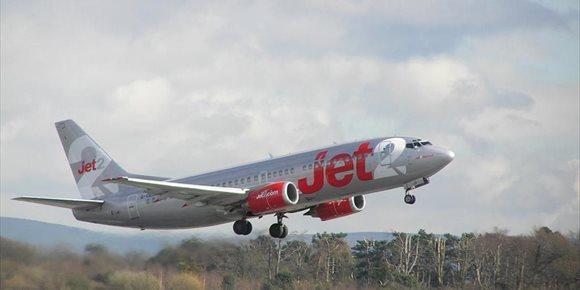 5. Jet2.com superará el millón de plazas ofertadas en Málaga, operará 9 rutas y realizará hasta 75 vuelos por semana