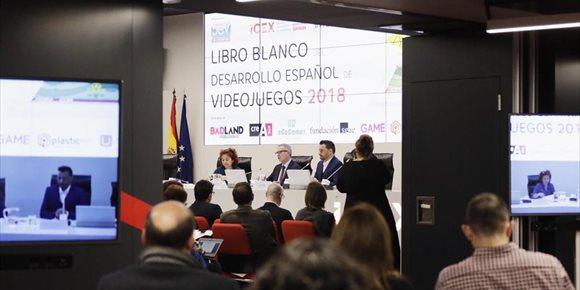 9. La presencia de la mujer en el videojuego español desciende al 16,5% en 2018 pese al crecimiento de la industria
