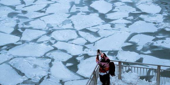 8. Una ola de frío sin precedentes se cobra sus primeras víctimas en Estados Unidos