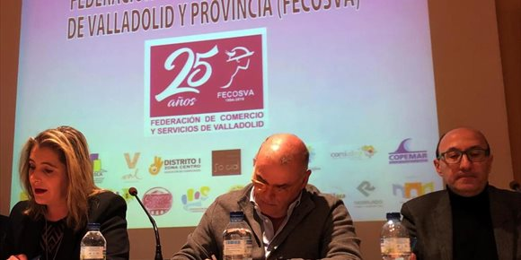 4. Jesús Herreras sustituye a Javier Labarga como presidente de Fecosva, quien deja el cargo tras 25 años