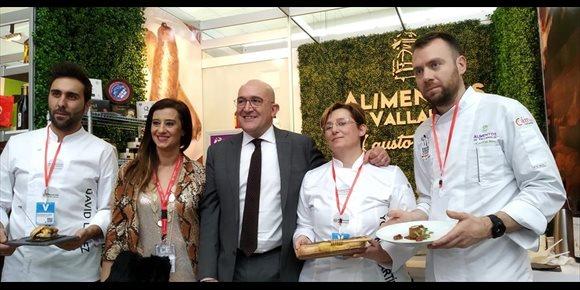 8. Alimentos de Valladolid apuesta por la innovación a través de los cárnicos