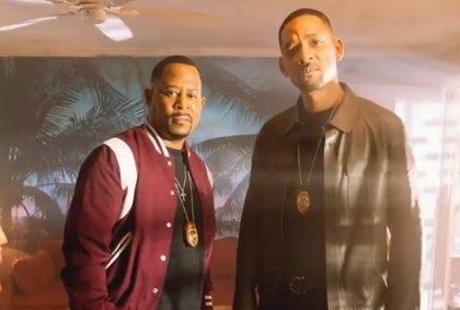 Will Smith lanza la primera imagen oficial de Dos policías rebeldes 3