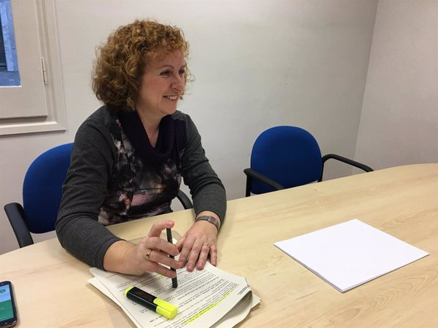 La directora de Barcelona Activa, Sara Berbel (arxiu)