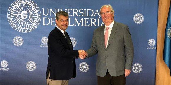 1. Andalucía Smart City incorpora a la Universidad de Almería como institución estratégica