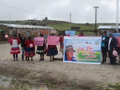 Agencia Andaluza de Cooperación y Fundación Albihar fortalecen a la comunidad quechuahablante de Cochapucro (Perú)