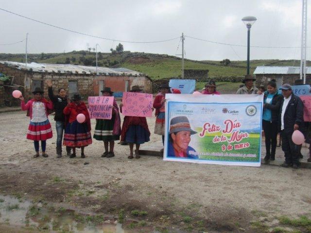 Aacid y Fundación Albihar fortalecen a la comunidad quechuahablante de Cochapucr