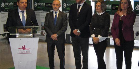 3. Planas anuncia una nueva convocatoria de renovación de maquinaria por 5 millones