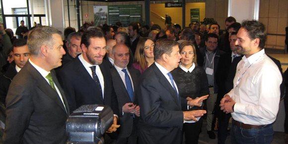 1. Más de 300 empresas se dan cita en Agraria en Valladolid, en una edición centrada en innovación y agricultura digital