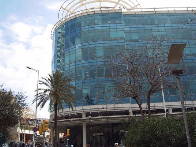 Seu De la Sindicatura De Comptes De Catalunya A Barcelona
