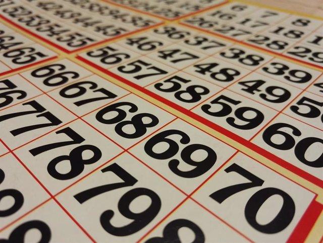 Cartrons de bingo