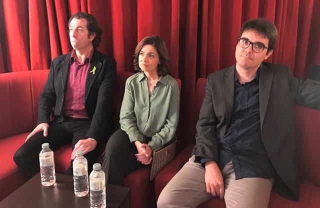 Pere Joan Martorell, Marta Orriols i Melcior Menges