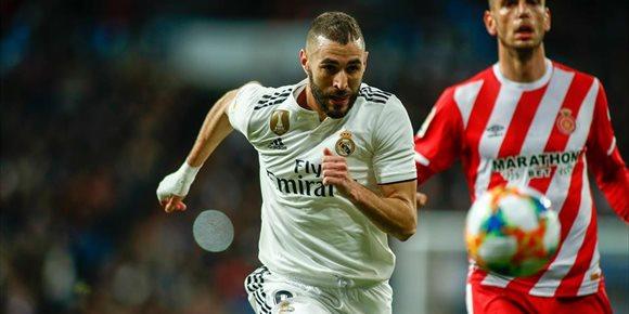 1. El Real Madrid busca un pase plácido en Montilivi