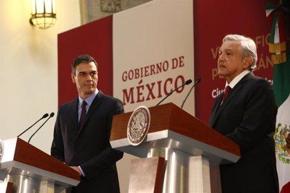 """El presidente de México asegura que las empresas españolas """"tienen las puertas abiertas"""""""