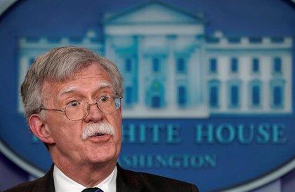 """Bolton mantiene una """"reunión muy productiva"""" con directivos de Citgo"""