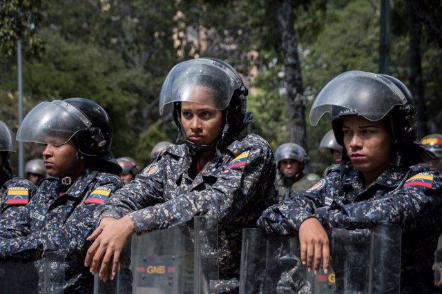 Força policial de Veneçuela (arxiu)