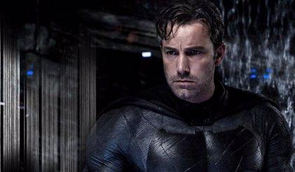 Ben Affleck ya no es Batman