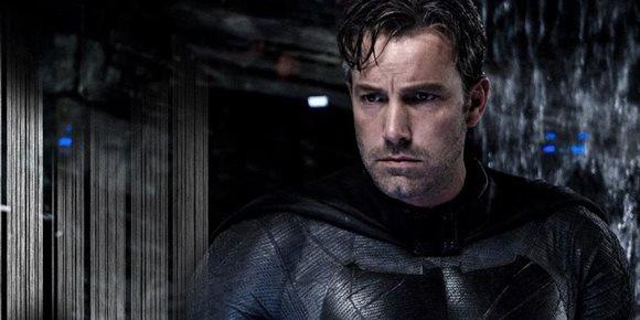 10. Ben Affleck ya no es Batman