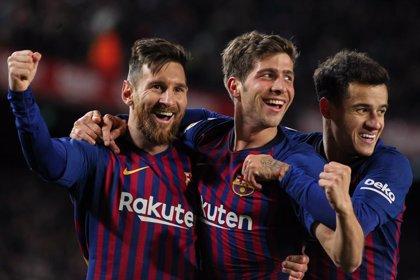 """Messi: """"Vamos a por todo y no tiramos nada"""""""