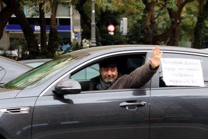 Uber suspèn el seu servei a Barcelona a partir d'aquest divendres pel decret del Govern que regula els VTC