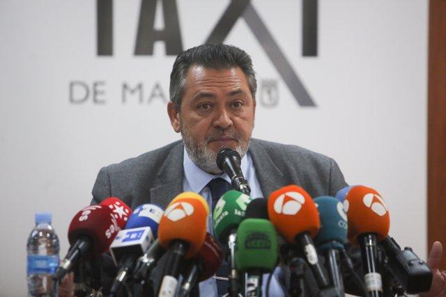 Las asociaciones del sector de taxi de Madrid informan sobre su última propues