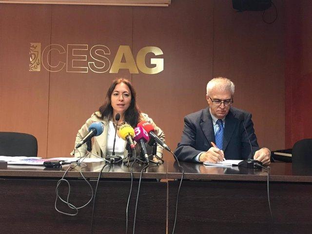El presidente de la Federación de Asociaciones de Periodistas de España (FAPE)