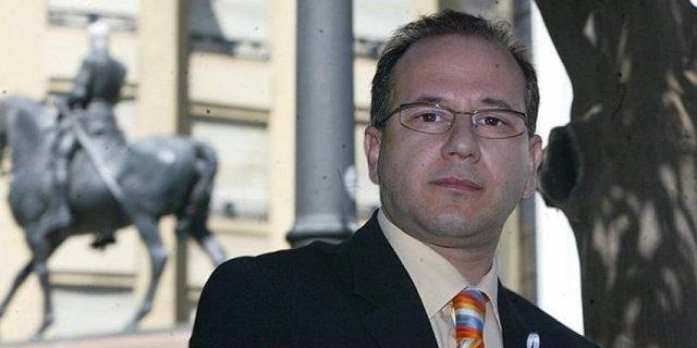 Francisco José Alcaraz, senador autonómico de Vox