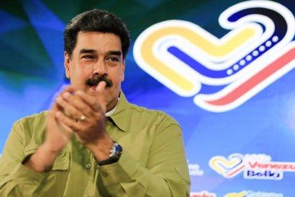 """Maduro anuncia la inversión de 1.000 millones de euros para """"embellecer todas las ciudades"""" de Venezuela"""