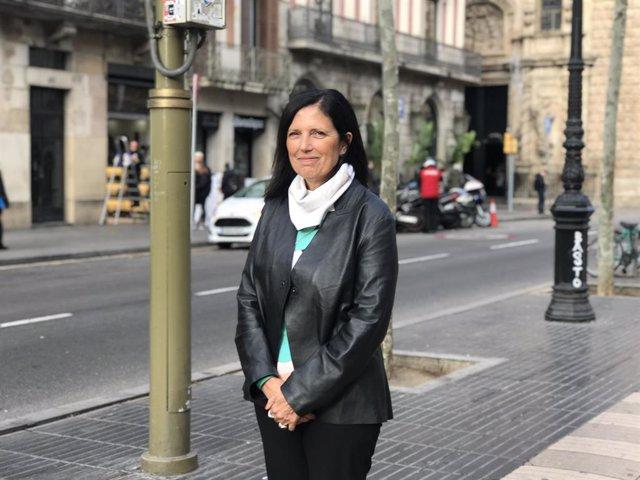 L'escriptora argentina Claudia Piñeiro