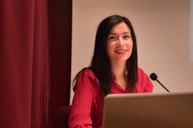 L'arqueòloga i historiadora Patricia Terrado