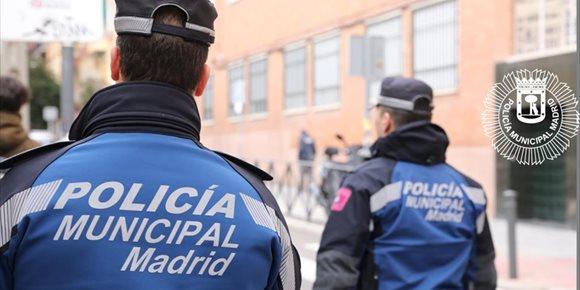 6. Aprobado el acuerdo con Policía Municipal de Madrid, con el que recibirán un incremento mensual de 140 euros
