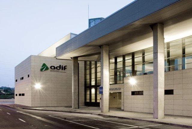 Estació d'Adif (arxiu)