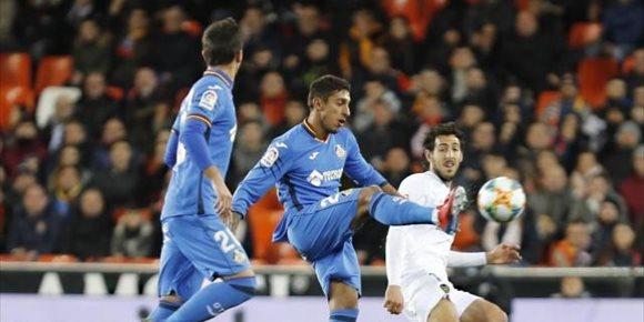 2. La tangana de Mestalla se salda con cuatro partidos para Diakhaby, Bruno y Damián