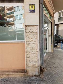 Ataque al casal de dones del Consell de Mallorca