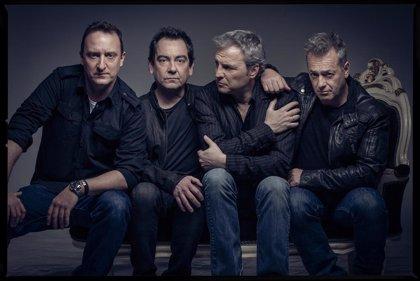 Hombres G anuncian su primer álbum en nueve años