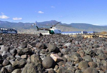 Intervienen tres fardos de hachís con 97 kilos en la costa de Tenerife