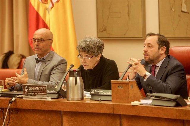 Comissió de Pressupostos al Congrés dels Diputats
