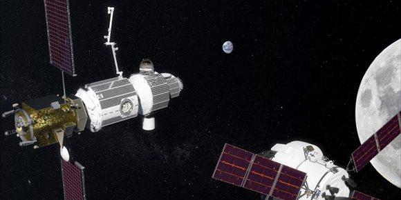 10. Sener logra cinco contratos para desarrollar una futura plataforma espacial en la órbita lunar