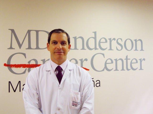El director médico y jefe del Servicio de Oncología Quirúrgica de MD Anderson Ma