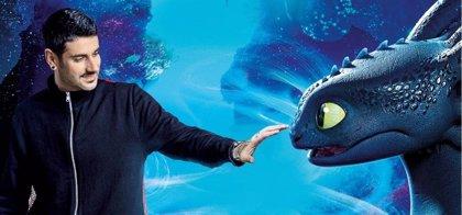 Melendi anticipa imágenes de Cómo entrenar a tu dragón 3 en su nuevo videoclip: El cielo nunca cambiará