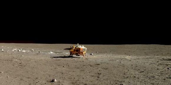 1. Chang'e 4 mide más frío del esperado en la cara oculta de la Luna