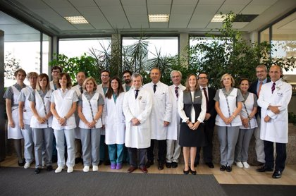 Urólogos de la Clínica Navarra controlan un tumor de próstata con terapia focal