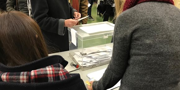 7. El PSOE seria la força més votada a la Comunitat Valenciana en les generals, per davant de Compromís-Podem, Cs i PP