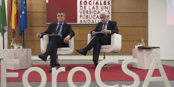 1. Mas de 70 expertos en financiación de universidades se reúnen en Huelva para debatir sobre nuevos modelos