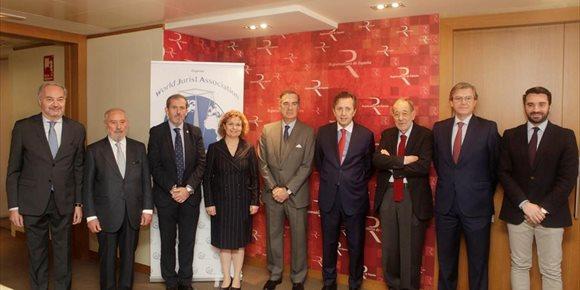 7. El Colegio de Abogados de Málaga acoge el 21 de febrero la celebración del Día Mundial del Derecho