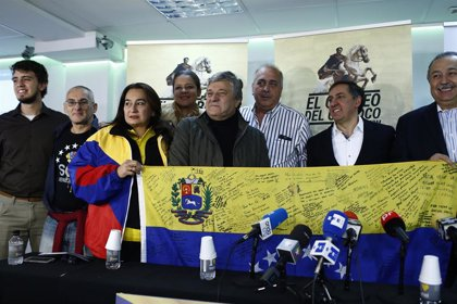 """El padre de Leopoldo López espera que el reconocimiento de la Eurocámara sea el """"primer paso"""": """"No hay vuelta atrás"""""""